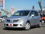 2009 CVT Nissan Tiida DBA-C11