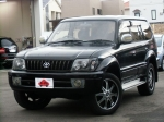 2000 AT Toyota Land Cruiser Prado GF-VZJ95W