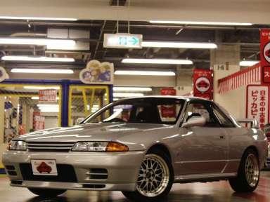 1992 MT Nissan Skyline E-BNR32