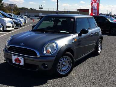 2010 MT BMW MINI DBA-SR16