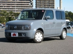 2004 AT Nissan Cube CBA-BZ11