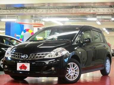 2010 CVT Nissan Tiida DBA-C11