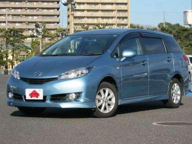 2010 AT Toyota Wish DBA-ZGE21G