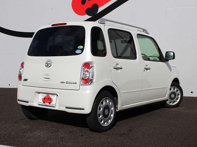 Used 2013 CVT Daihatsu Mira Cocoa DBA-L675S Image[2]