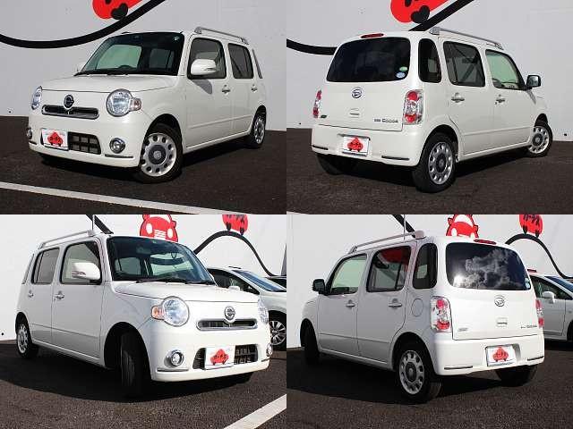 Used 2013 CVT Daihatsu Mira Cocoa DBA-L675S Image[8]