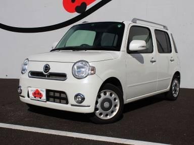 2013 CVT Daihatsu Mira Cocoa DBA-L675S
