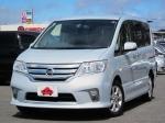 2012 CVT Nissan Serena DAA-HFC26