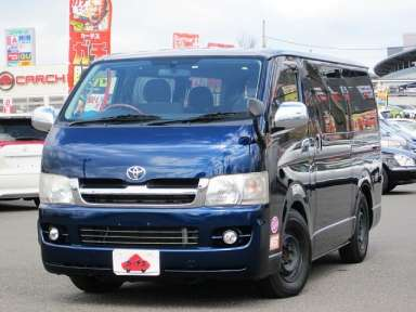 2007 AT Toyota Regiusace Van CBF-TRH200V