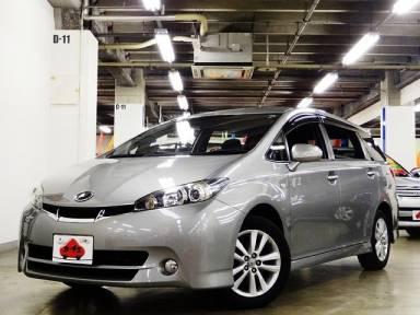 2010 CVT Toyota Wish DBA-ZGE20W