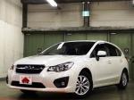 2012 CVT Subaru Impreza DBA-GP2