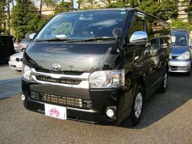 2015 AT Toyota Regiusace Van CBF-TRH200V