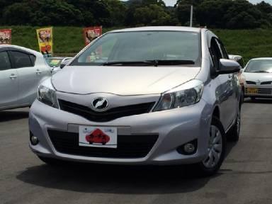 2012 AT Toyota Vitz DBA-NSP130