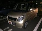 2011 CVT Suzuki Palette DBA-MK21S