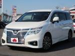 2014 CVT Nissan Elgrand DBA-TE52