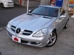 2008 AT Mercedes Benz SLK DBA-171456