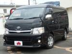 2011 AT Toyota Hiace Van CBA-TRH214W