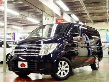 2004 AT Nissan Elgrand CBA-E51