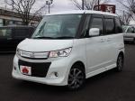 2012 CVT Suzuki Palette SW DBA-MK21S