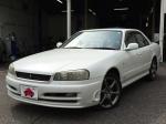 2001 MT Nissan Skyline GF-ER34