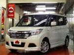 2017 CVT Suzuki Wagon R Solio DAA-MA36S