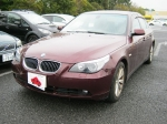 2006 AT BMW 5 Series ABA-NE25