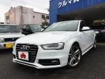 2013 AT Audi A4 DBA-8KCDN