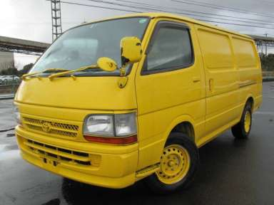 2001 AT Toyota Hiace Van LH172V