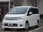 2010 CVT Nissan Serena DBA-CC25