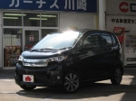 2013 CVT Mitsubishi ek Custom DBA-B11W