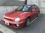2001 MT Subaru Impreza TA-GD9