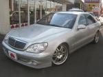 1999 AT Mercedes Benz S-Class GF-220075