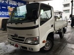 2012 MT Toyota Dyna Truck ABF-TRY220