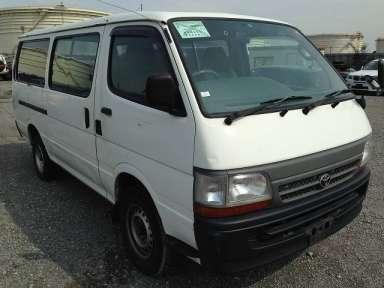 2003 AT Toyota Hiace Van RZH112V