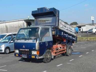1987 MT Mitsubishi Canter FE315BD