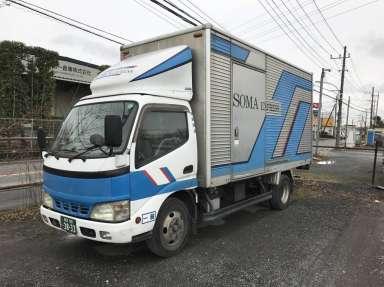 2003 MT Hino DUTRO XZU346M