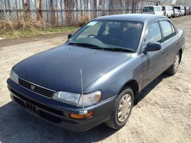 1994 MT Toyota Corolla Sedan AE100