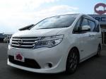 2014 CVT Nissan Serena DAA-HC26