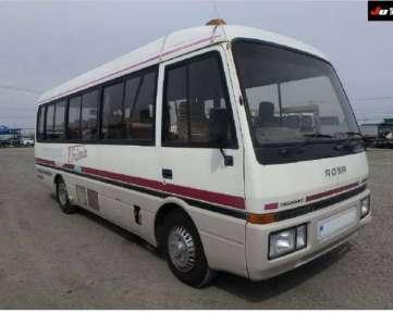 1992 MT Mitsubishi Rosa BE459F