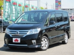 2013 CVT Nissan Serena DAA-HFC26