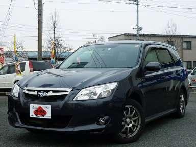 2012 CVT Subaru Exiga DBA-YA9