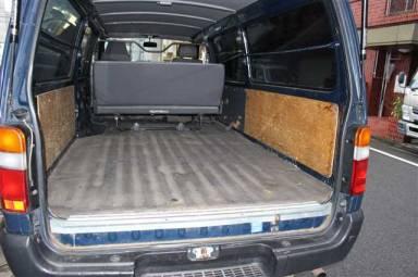 2000 AT Toyota Hiace Van KG-LH172V