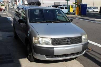 2005 MT Toyota Probox Van KP-NLP51V