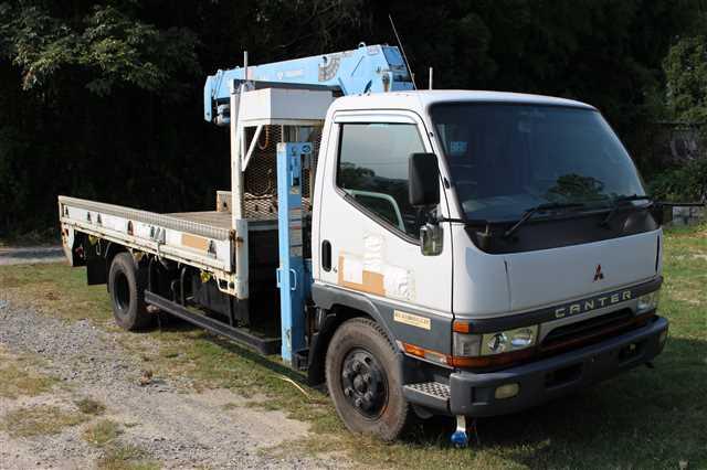 Used 1996 MT Mitsubishi Canter KC-FE658F Image[1]