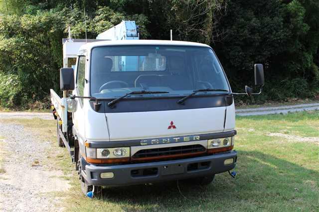 Used 1996 MT Mitsubishi Canter KC-FE658F Image[2]