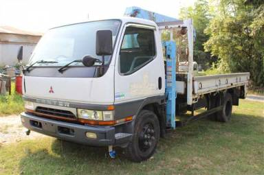 1996 MT Mitsubishi Canter KC-FE658F