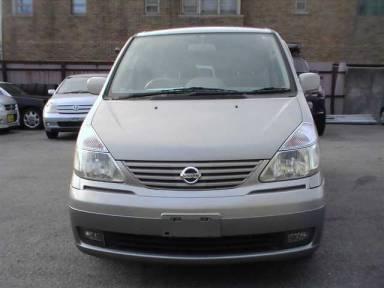 2003 AT Nissan Serena TC24