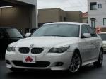 2008 AT BMW 5 Series ABA-NU25