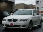 2008 AT BMW 5 Series ABA-NU25