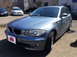 2006 AT BMW 1 Series GH-UF20