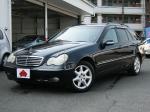 2003 AT Mercedes Benz C-Class GF-203264